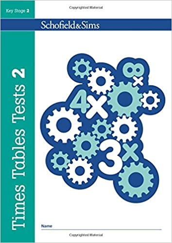 Times Tables Tests Book 2: KS2, Ages 7-11: Amazon.co.uk: Schofield ...