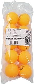 Balles de tennis de table Entraînement 40mm, lot de 10, balles 3 étoiles Ping Pong pour l'entraînement de compétition