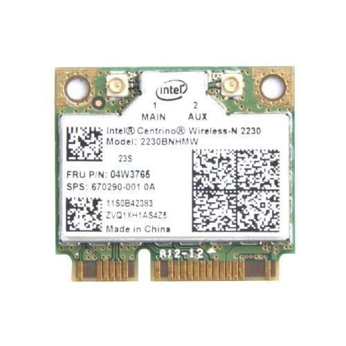 - Intel Centrino 2230 Mini PCI Express Bluetooth 4.0 2230BNHMW IEEE 802.11n Wi-Fi/Bluetooth Combo Adapter 300 Mbps