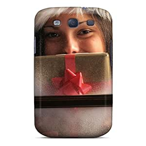 Hot Style FQp8834zOFI Protective Case Cover For Galaxys3(christmas Holidays)