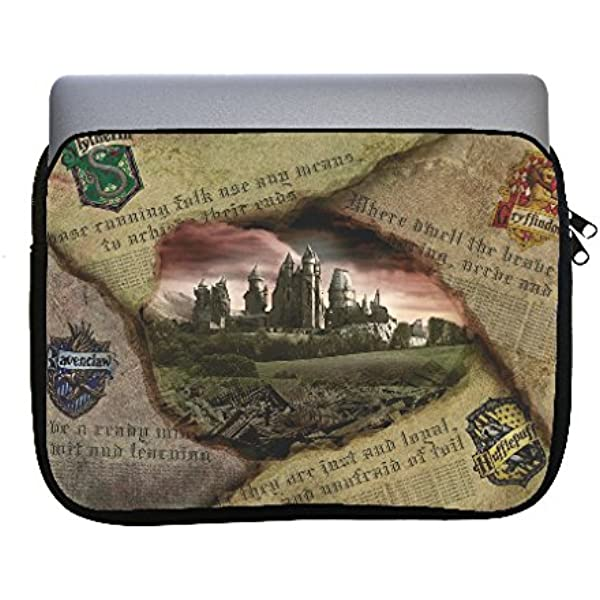 Beautiful Princess 11x14 inch Neoprene Zippered Laptop Sleeve Bag by Trendy Accessories for MacBook or Any Other Laptop