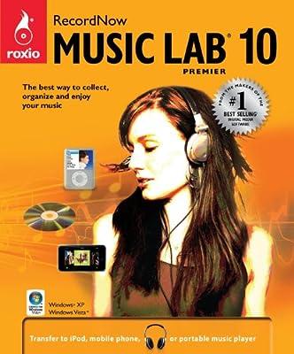 RecordNow Music Lab 10 Premier [Download]