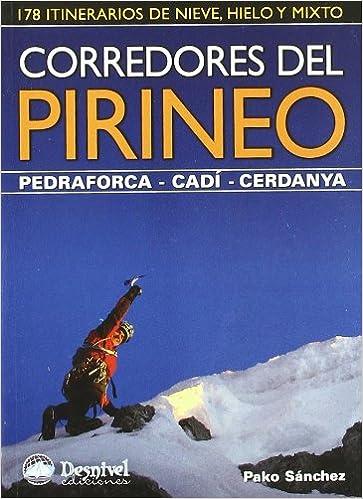 Corredores del pirineo - pedraforca-cadi-cerdanya Guias De ...