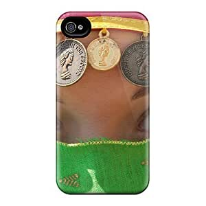 Anti-scratch And Shatterproof Veil Phone Case For Iphone 4/4s/ High Quality Tpu Case Kimberly Kurzendoerfer