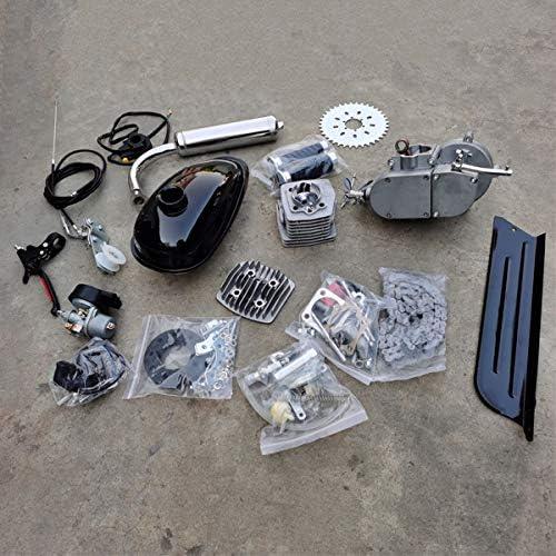 CDHPOWER 2 Stroke Gas Bicycle Engine kit YD100 CDH50mm Unassembled Gas Motor Kit-Gas Motorized Bicycle YD100-CDH 79CC//80CC Engine Kit