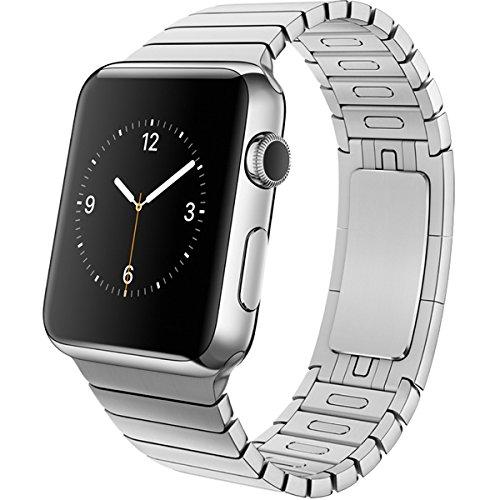 Apple Watch 42mm MJ472J/A [ステンレススチールリンクブレスレット]