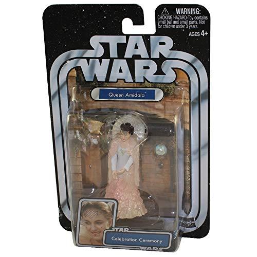 Queen Amidala Celebration Ceremony Original Trilogy Collection Star Wars Action Figure ()