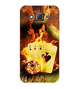 Doyen Creations Designer Printed High Quality Premium case Back Cover For Samsung Galaxy A5