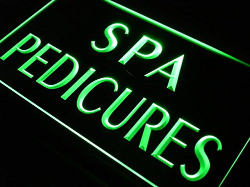 Spa Pedicures Beauty Salon Shop LED Sign Neon Light Sign Display j716-b(c) by AdvPro 3D Sign (Image #6)