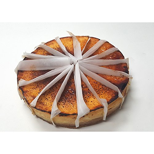 Lawlers Desserts Creme Brulee Cheesecake, 60 Ounce - 4 per case.