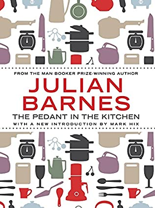 book cover of The Pedant in the Kitchen