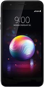 LG K30 LM-x410 5.3in Smartphone 32GB TMobile Android (Renewed) (Black)