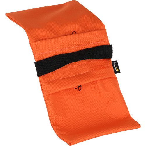 Impact Empty Saddle Sandbag - 5 lb (Orange Cordura)(4 Pack) by Impact