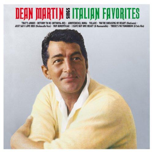 Sings Italian Favorites Dean Martin