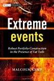 Extreme Events, Malcolm Kemp, 0470750138