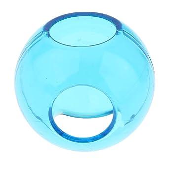 amazon com prettyia transparent blue protective cover skin guard