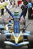 Giancarlo Fisichella FORMULA 1 autograph, In-Person signed photo