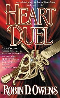 Heart Duel (Celta Series Book 3) by [Owens, Robin D.]