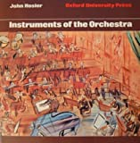 Instruments of the Orchestra, Hosier, John, 0193213516