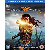 Wonder Woman [Blu-ray 3D + Blu-ray]