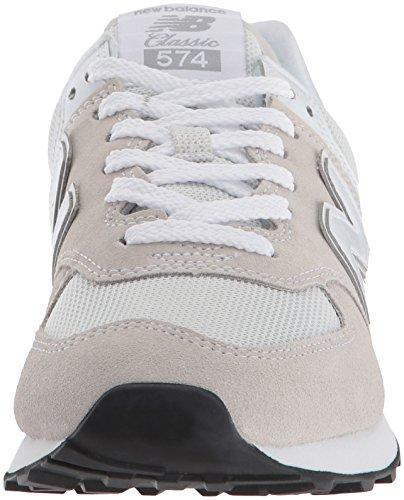 Wl574 Ew New blanc Balance Blanc Bleu Baskets Bases Femme 44wqT