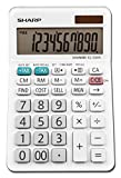 Sharp Calculators EL-330WB Business Calculator, White 3.25