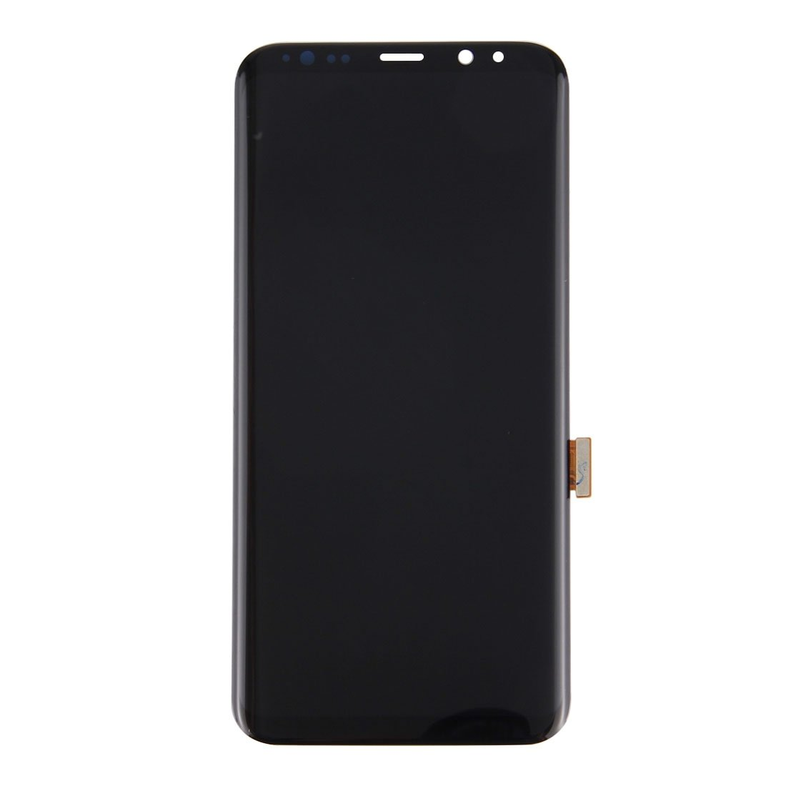WANGYING Wangying New LCD Display + Touch Panel for Galaxy S8+ / G955 / G955F / G955FD / G955U / G955A / G955P / G955T / G955V / G955R4 / G955W / G9550(Black) (Color : Black)