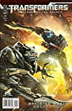 #4: Transformers: Revenge of the Fallen Official Movie Adaptation #4A VF/NM ; IDW comic book