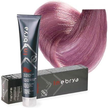 Crema colore permanente per capelli con semi di lino e aloe ...