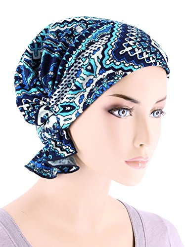 Womens Beanie Turban Headwear Patients product image
