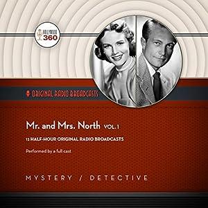 Mr. & Mrs. North, Vol. 1 Radio/TV Program
