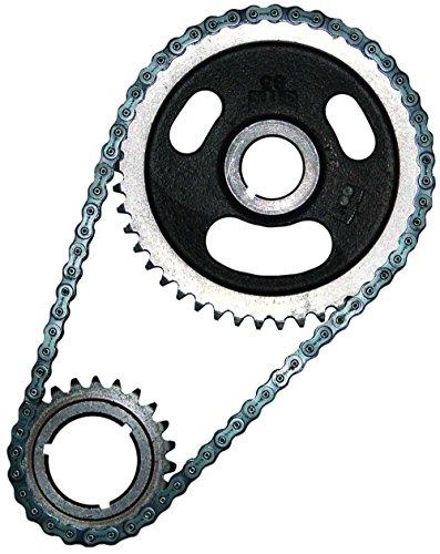 SA Gear 73024-3 Mopar Dodge HD Double Row Timing Chain 273 318 340 360 3 (Double Row Timing Chain)