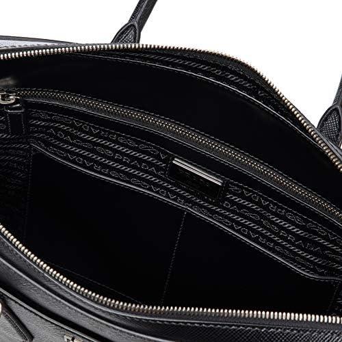 ビジネスバッグ 2VE368 9Z2 ショルダーバッグ サフィアーノ レザー 本革 A4サイズ対応 2WAY PC収納可能 [並行輸入品]