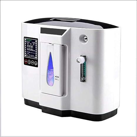 LTJY Máquina De Oxígeno 1-6L / Min Ajustable Concentrador De ...