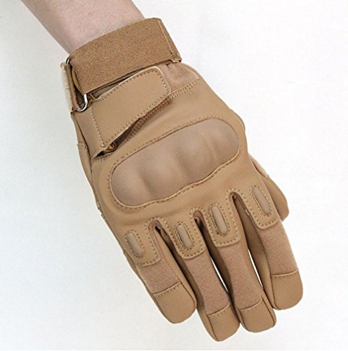 Weizhe Fashion Outdoor Riding Sports Motorcycle Mountaineering Training Full Finger Gloves
