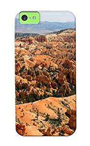 New Diy Design Bryce Canyon For Iphone 5c Cases Comfortable For Lovers And Friends For Christmas Gifts