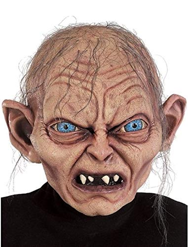 Rubie's Lord of The Rings Mask, Gollum, One Size]()