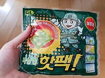 ed279bf11259 Amazon.com: Korean Military Hotpack 15Hours; Heating Pad; Park Sang ...