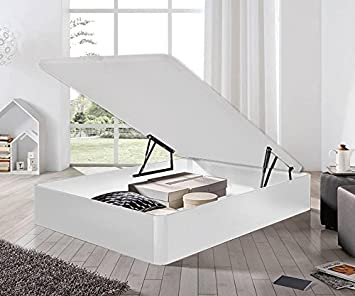Zeng CANAPÉ Luxury Gran Capacidad Color Blanco (90X190CM) + Montaje: Amazon.es: Hogar