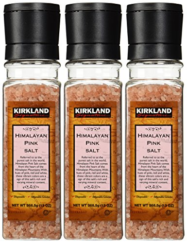 Himalayan Pink Salt - Pack of 3 (13 Oz. X 3)