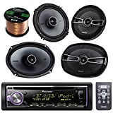 Best Planet Audio POWER ACOUSTIK Bluetooth Audio Receiver For Cars - Pioneer DEHX-6800BT Bluetooth Car In Dash CD MP3 Review
