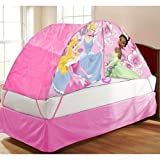 Disney Princess Bed Tent with Pushlight