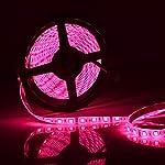 LED Strip Lights, 16.4ft RGB LED Light Strip 5050 LED Tape Lights, Color Changing LED Rope Lights with Remote for Home… 10