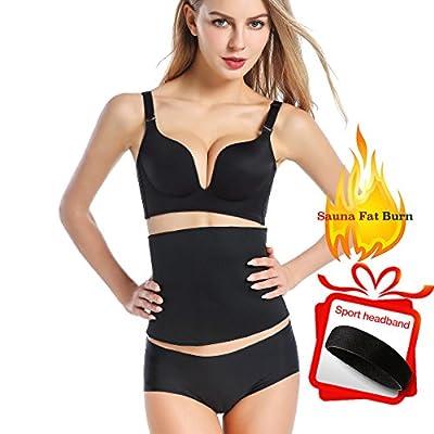Womens Hot Sweat Body Shaper By Jelleo, Slimming Sauna Vest Suit, Tank Top Fat Burner, Shapewear for Weight Loss