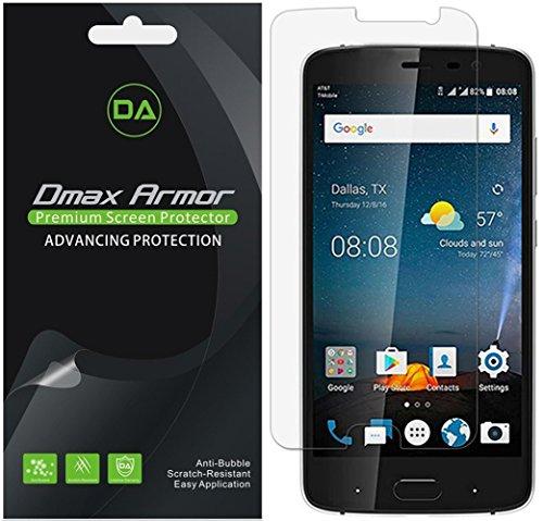 [6-Pack] Dmax Armor for ZTE Blade V8 Pro Anti-Glare & Anti-Fingerprint (Matte) Screen Protector