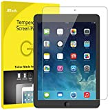 JETech Screen Protector for Apple iPad (9.7-Inch, 2018/2017 Model, 6th/5th Generation), iPad Air 1, iPad Air 2, iPad Pro 9.7-Inch, Tempered Glass Film