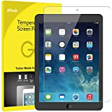JETech Screen Protector for iPad (9.7-Inch, 2018/2017 Model), iPad Air 1, iPad Air 2, iPad Pro 9.7-Inch, Tempered Glass Film