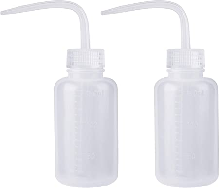 Plastic Squeeze Water Spray Bottle With Long Mouth Succulent Plant Watering Tool