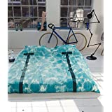 Pool Duvet Cover and Pillowcase Set by SNURK - Full/Queen