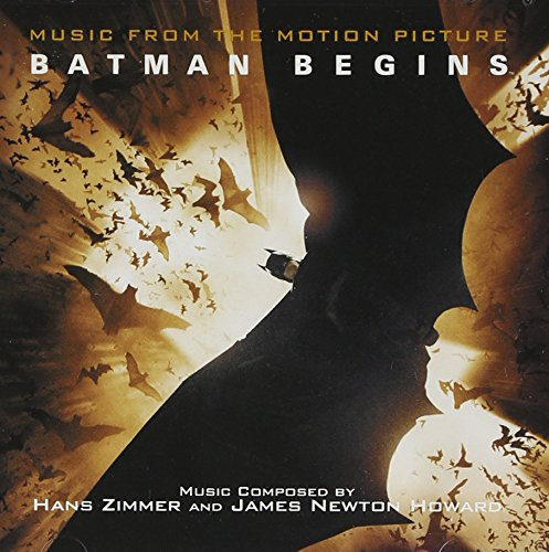 CD : Soundtrack - Batman Begins (CD)